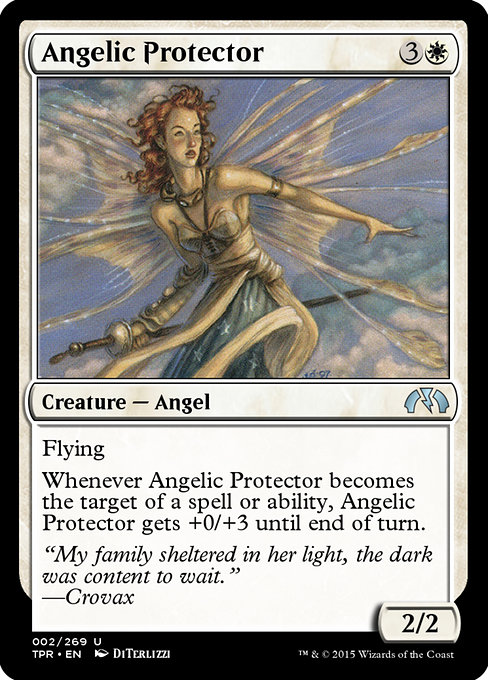 Angelic Protector (TPR)
