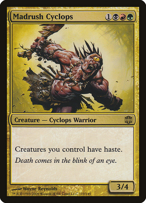 Madrush Cyclops (ARB)