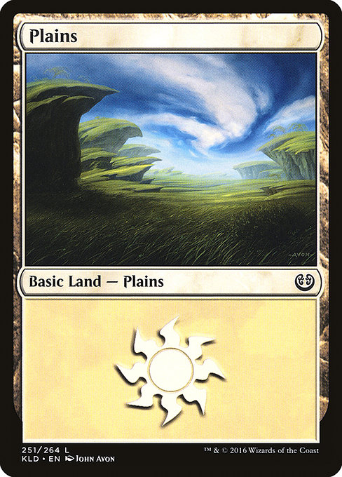 Plains (KLD)
