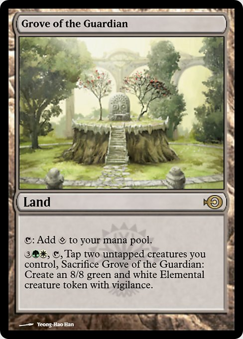 Grove of the Guardian (PRM)