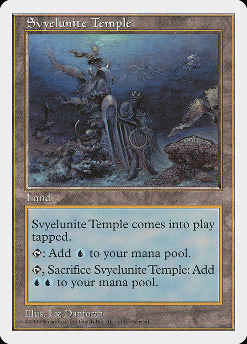Svyelunite Temple (5ED)