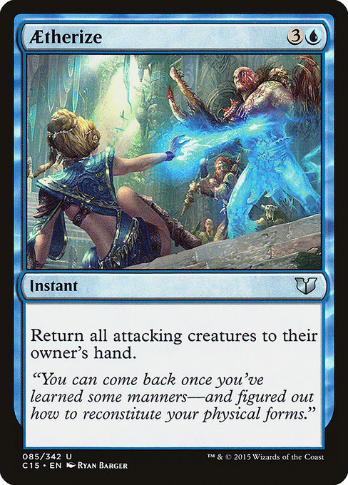 Aetherize (C15)