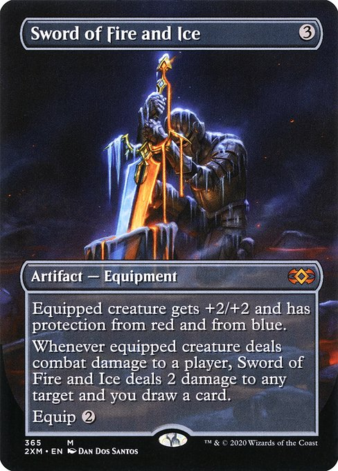 Sword of Fire and Ice (2XM)