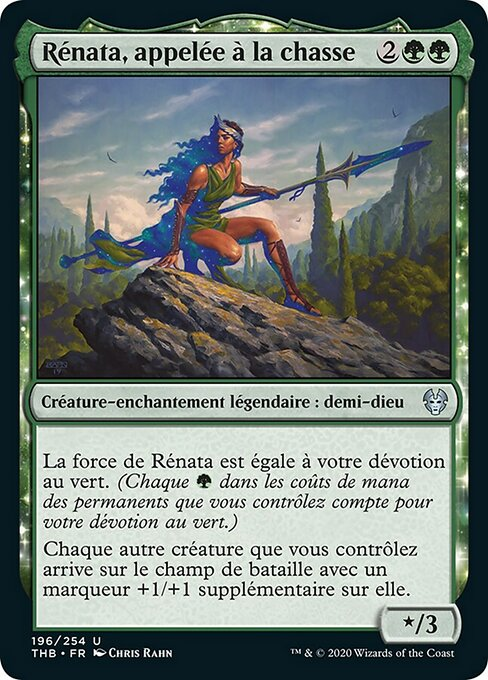 Renata, Called to the Hunt (THB)