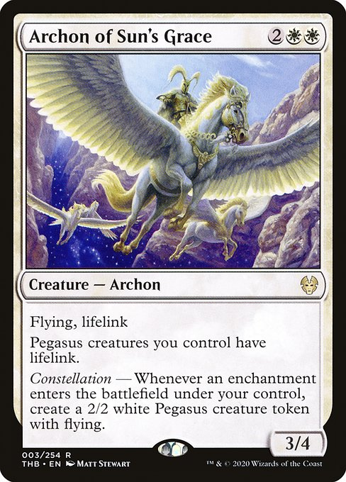 Archon of Sun's Grace (THB)