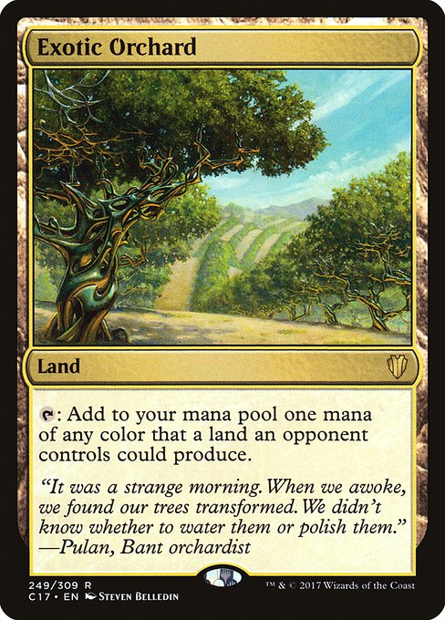 Exotic Orchard (C17)