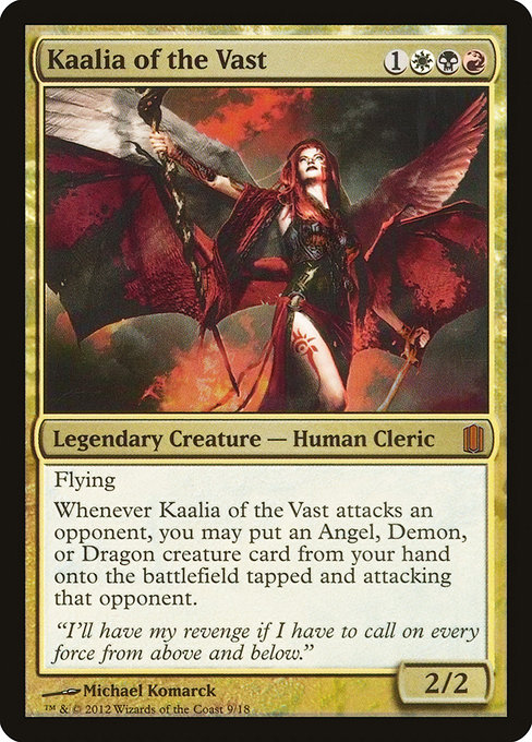 Kaalia of the Vast (CM1)