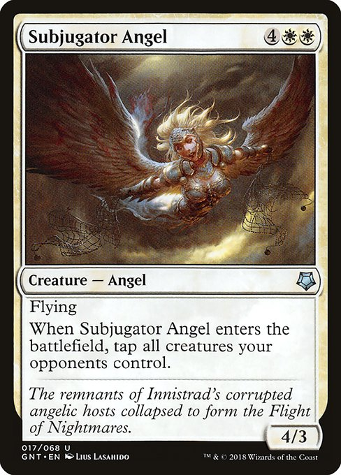 Subjugator Angel (GNT)