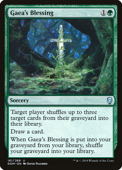 Gaea's Blessing (DOM)