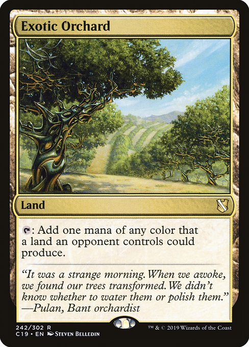 Exotic Orchard (C19)