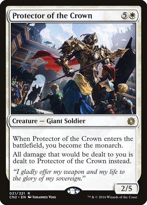 Protector of the Crown (CN2)