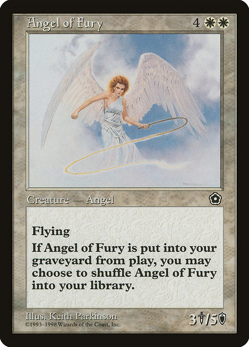 Angel of Fury (P02)