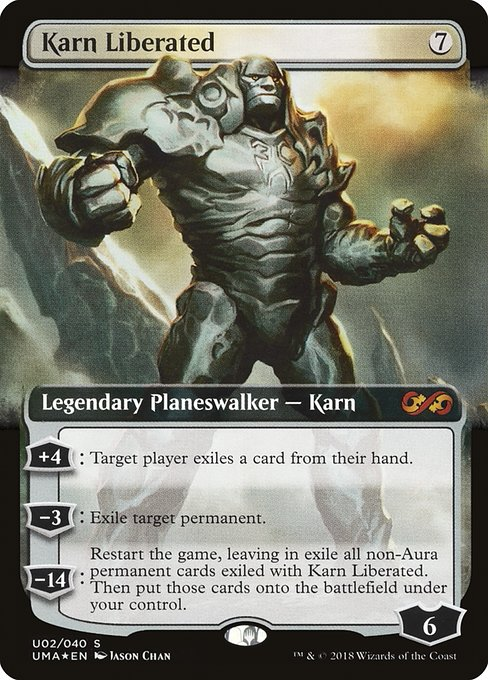 Karn Liberated (PUMA)