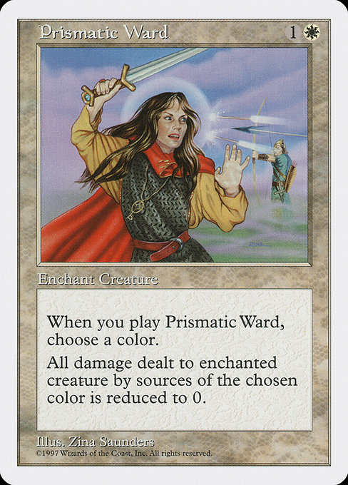 Prismatic Ward (5ED)