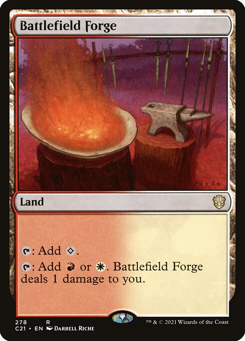 Battlefield Forge (C21)