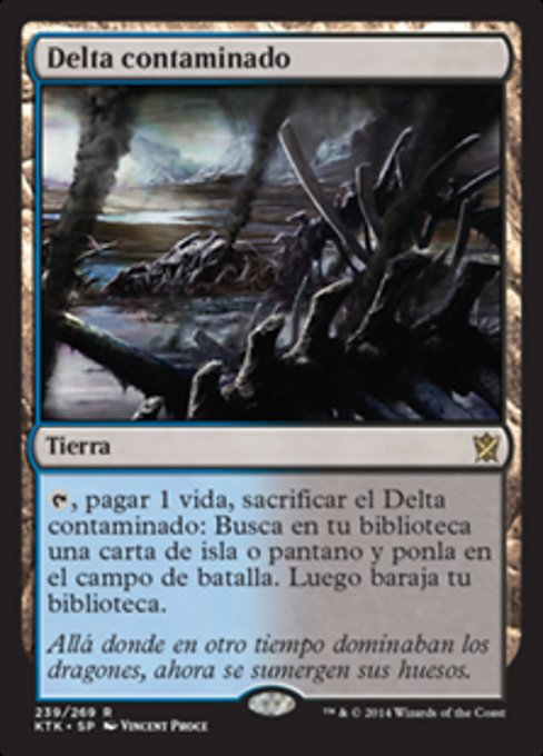 Polluted Delta (KTK)