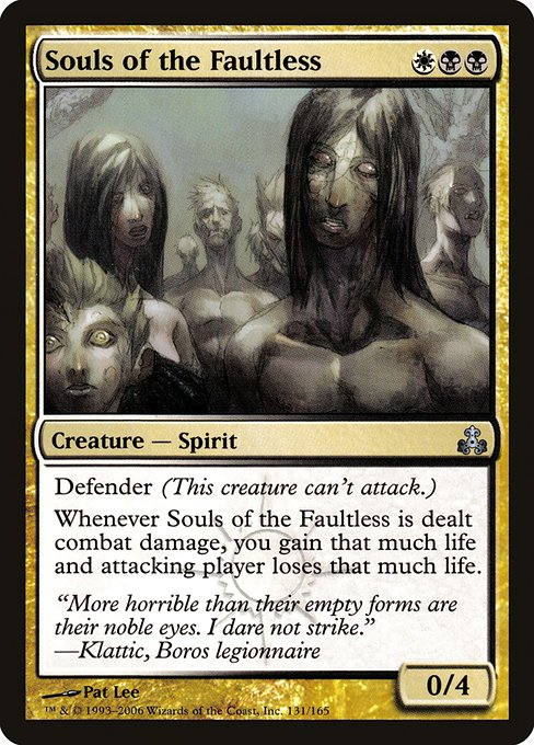 Souls of the Faultless (GPT)