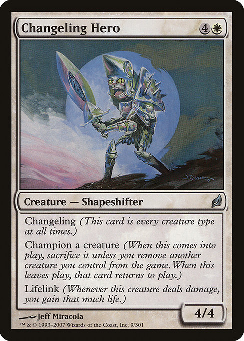 Changeling Hero (LRW)