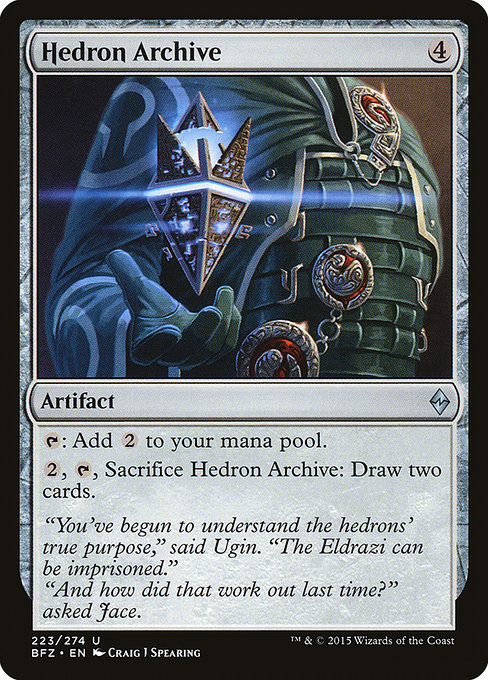 Hedron Archive (BFZ)