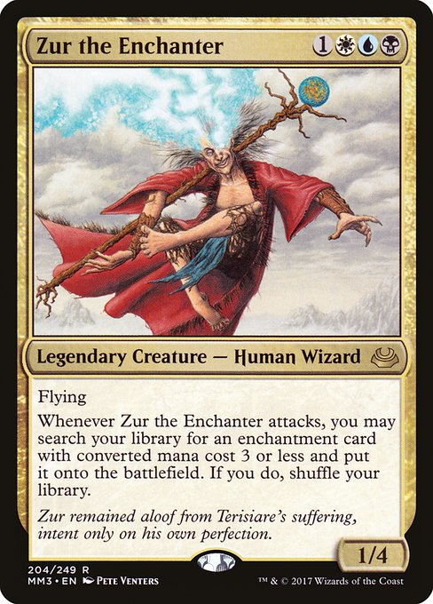 Zur the Enchanter (MM3)