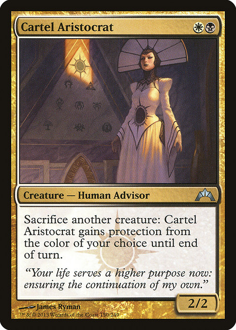 Cartel Aristocrat (GTC)