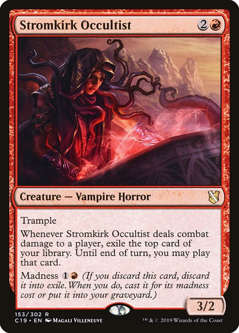 Stromkirk Occultist (C19)