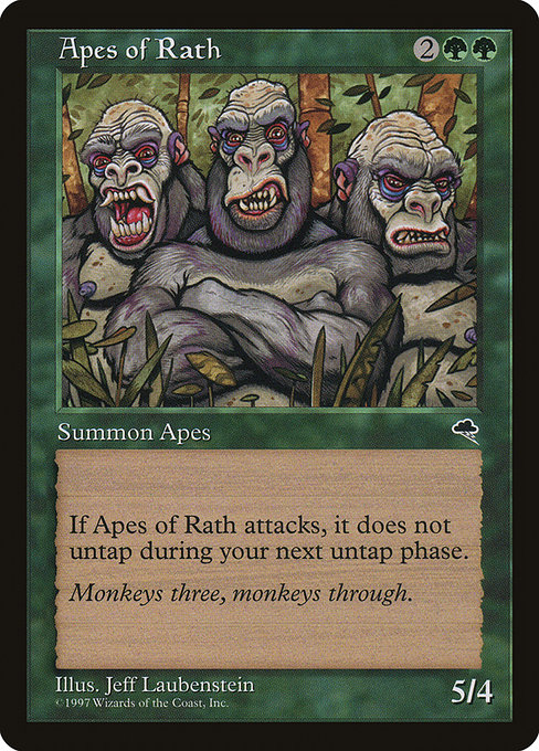 Apes of Rath (TMP)