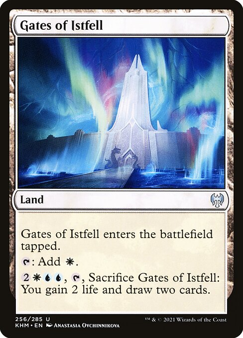 Gates of Istfell (KHM)