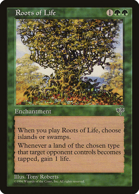 Roots of Life (MIR)