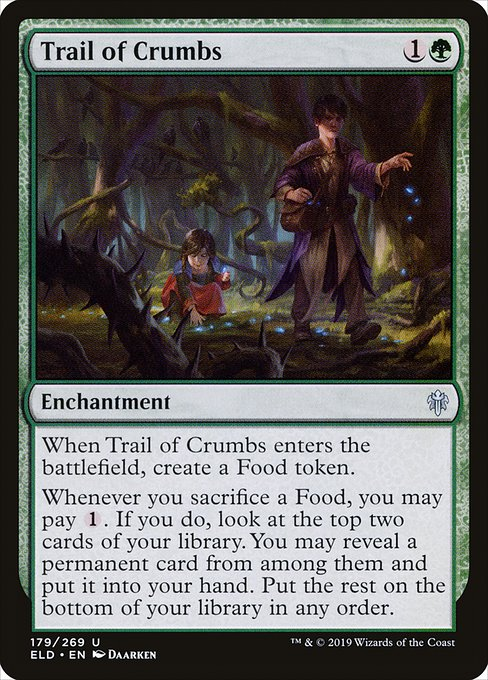 Trail of Crumbs - Magic: the Gathering
