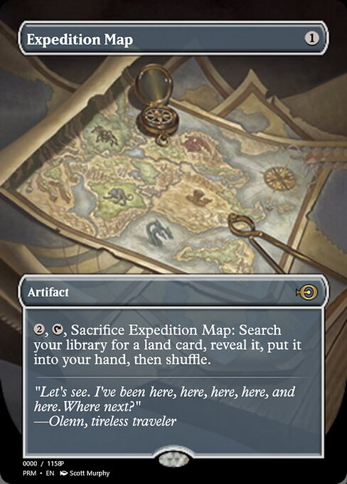 Expedition Map (PRM)