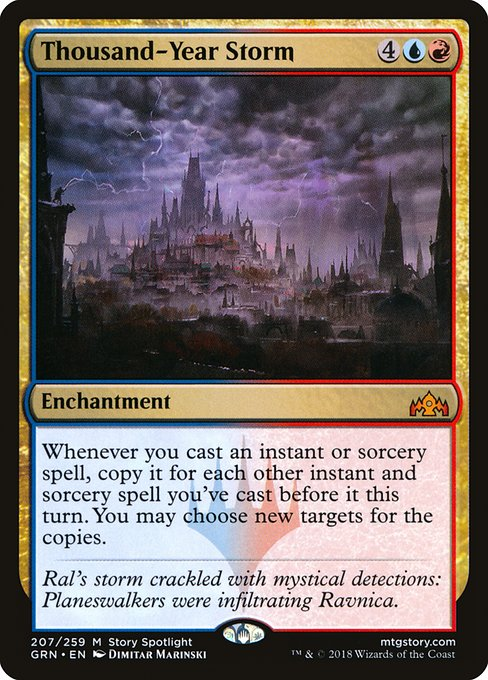 Thousand-Year Storm (GRN)