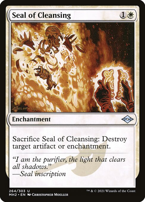 Seal of Cleansing (MH2)
