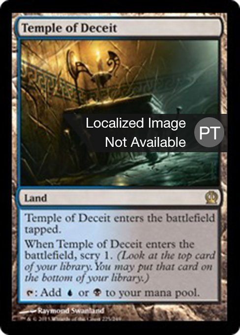Temple of Deceit (THS)