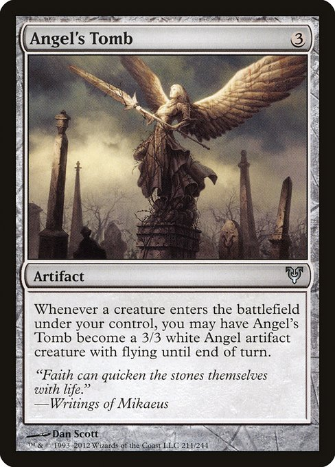 Angel's Tomb (AVR)