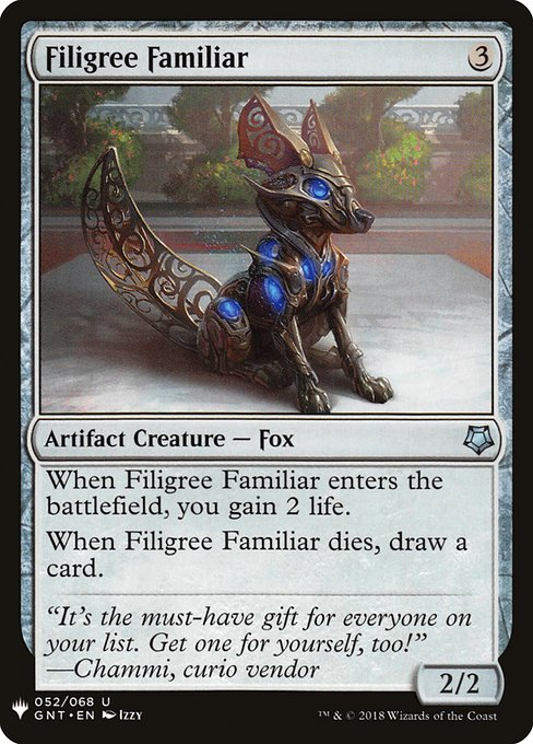 Filigree Familiar (MB1)