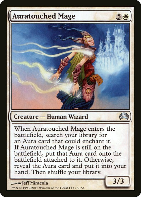Auratouched Mage (PC2)