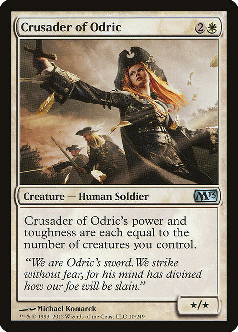 Crusader of Odric (M13)