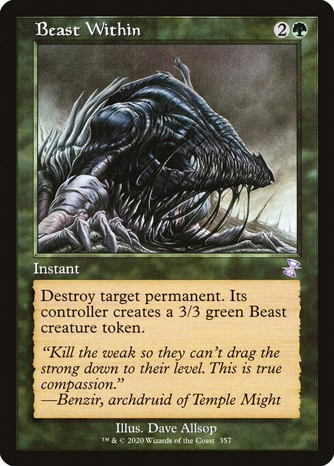 Beast Within (TSR)