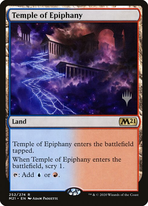 Temple of Epiphany (PM21)