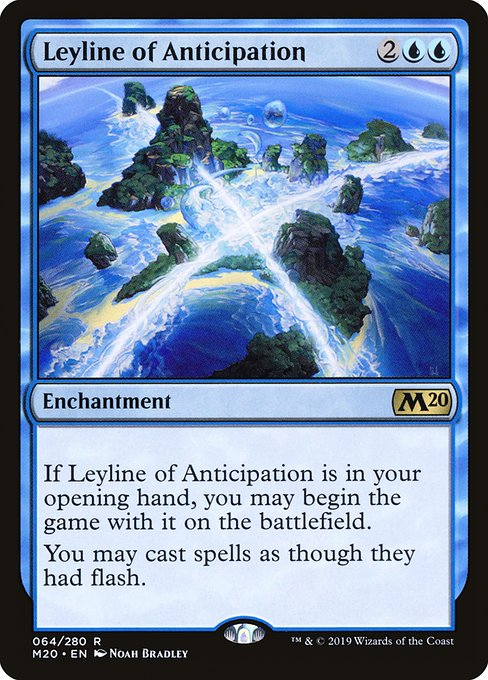 Leyline of Anticipation (M20)