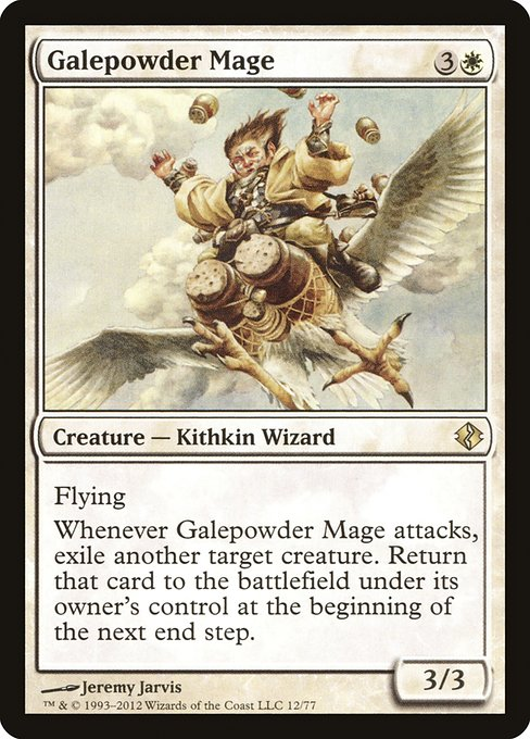 Galepowder Mage (DDI)