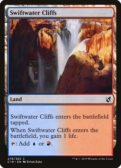 Swiftwater Cliffs (C19)