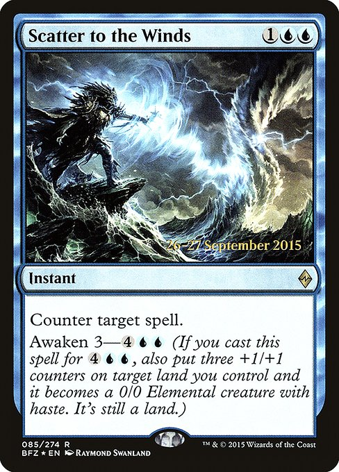 Scatter to the Winds (PBFZ)