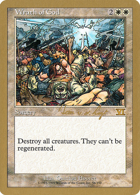 Wrath of God (WC00)