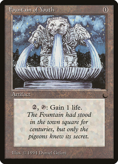 Fountain of Youth (DRK)