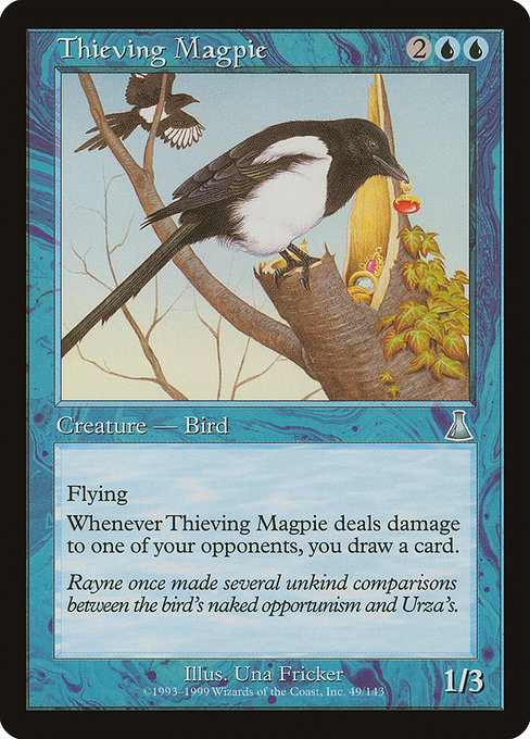 Thieving Magpie (UDS)