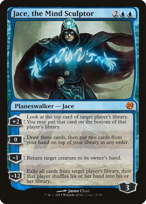 Jace, the Mind Sculptor (V13)