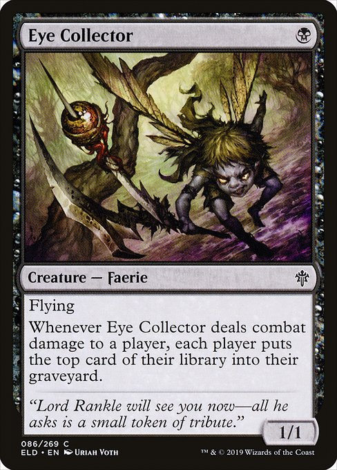 Eye Collector (ELD)