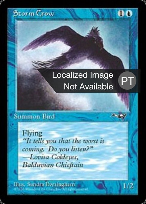 Storm Crow (ALL)